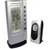 Часы-термометр вн/внутр-часы-будильник 14208