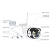 IP Видеокамера с зап на SD Hiseeu FHY-1080P без SD