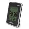 Термометр-гигрометр с часами Garin WS-1