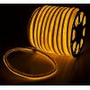 Гибкий неон, 12*24мм, 50 м, LED/м-80-220V, ЖЕЛТЫЙ 185465