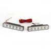 Дневные ходовые огни DRL108, 5 LED * 0,5 Вт, 151*24мм 706184