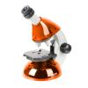 Микроскоп Микромед Атом 40x-640x (апельсин)