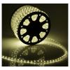 LED шнур  13 мм, круглый, 100 м, фиксинг, 2W-LED/м-36-220V в компл. набор д/подкл. Тепл. Бел. 767714