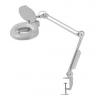 Лупа с бестеневой подсветкой 8608W 5D (220В)
