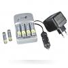 Зарядное устройство Ansmann MaxE Action set + аккумуляторы