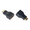 Переходник 1 HDMI гнездо – 1 miniHDMI вилка C394