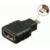 Переходник 1 HDMI мама – 1 microHDMI папа C395