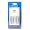 Зарядное устройство Eneloop MQN04-E-4-3UTGA + 4*2000мАч Eneloop