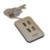 Разветвитель USB 4 порта,MI-430 мини на магните