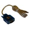 Переходник USB A (папа) -COM RS232 (папа) USS-101