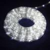 Шнур светодиодный 10м, 24шт./м, 2 дор., 8 режимов,