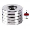 Магнит кольцо D20*d5*3 мм NdFeB с зенковкой