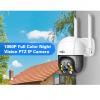IP Видеокамера с зап на SD Hiseeu WHD812D без SD