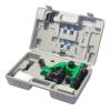 Микроскоп школьный Эврика 40х-400х в кейсе лайм