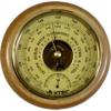 Баротермометр БТК-СН-14 Шлифованное золото