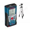 Дальномер лазерный Bosch GLM 150в комплекте с алюминиевым штативом BS 150