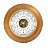 Барометр - термометр БТК-СН-18 Белый фон