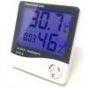 Термометр-гигрометр HTC-18 (гигрометр,часы,подсв)