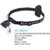 Лупа налобная очки MG9892C 6.0x с подсветкой