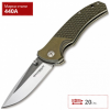 Нож BOKER MAGNUM THREE-DI BK01MB717, 440A, L=200мм