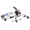 Микроскоп школьный 40х-1024х в кейсе с видеоокул.
