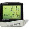 Термометр-гигрометр-часы-будильник ETP-101