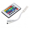 Контроллер для светодиодной ленты SMD5050 RGB +пульт