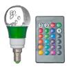 Лампа с ДУ RGB E14 935041