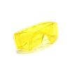 Очки защитные с дужками, открытого типа жёлтые, 686185
