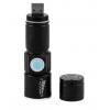 Фонарь тактический 2000LM с Zoom, светодиод диод 10 Вт, заряд от USB